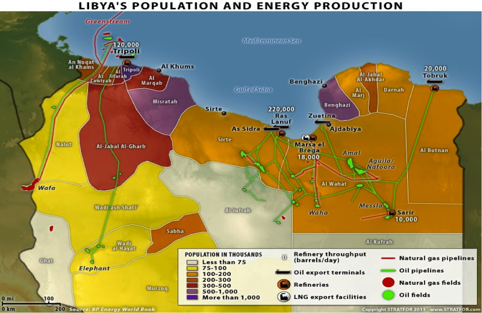 Introduction to Oil and Energy in Libya - Leadership and Democracy